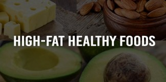 high-fat foods