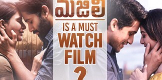 Must Watch Majili Movie