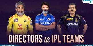 IPL Teams denote Directors
