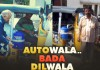 Auto driver Shaik Saleem quenches thirst of people