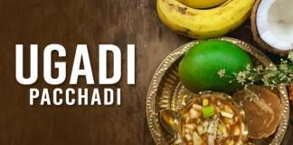 Significance Of Ugadi Pachadi