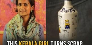 Aparna S Bottle Artist