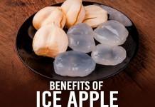 Benefits Of Ice Apple