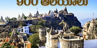 900 Temples Of Jain Pilgrimage
