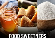 sugar sweeteners healthy