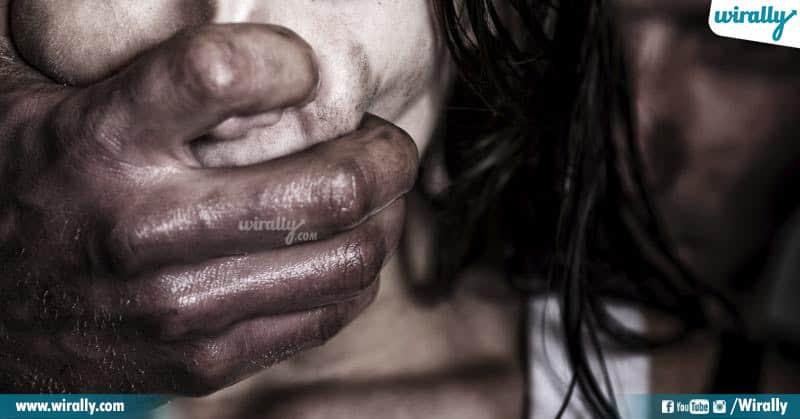 Anti-Rape Sarees Designed