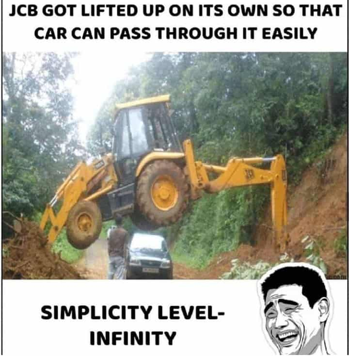 JCB Memes Are Trending On Social Media. Read On To Know ...