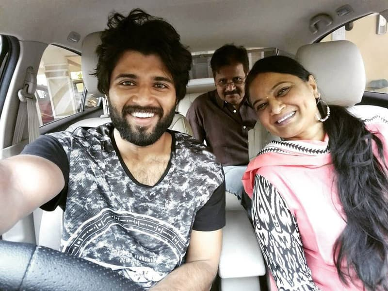 Unseen Gallery Of Vijay Deverakonda