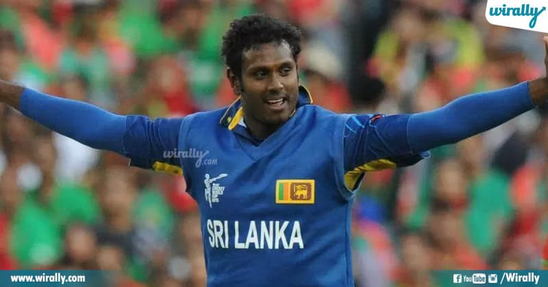 Angelo Mathews, Cricket World Cup 2019