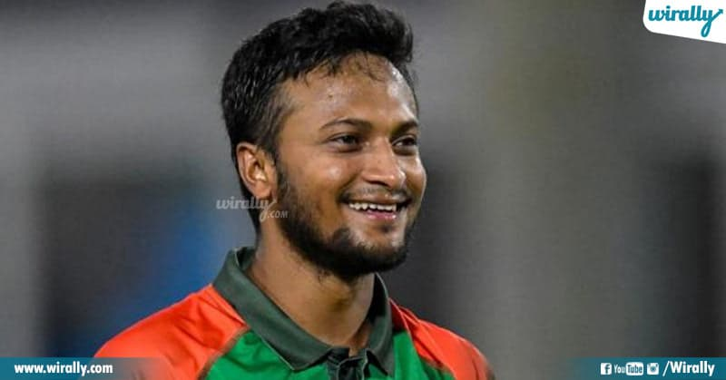 Shakib Al Hasan, Cricket World Cup 2019