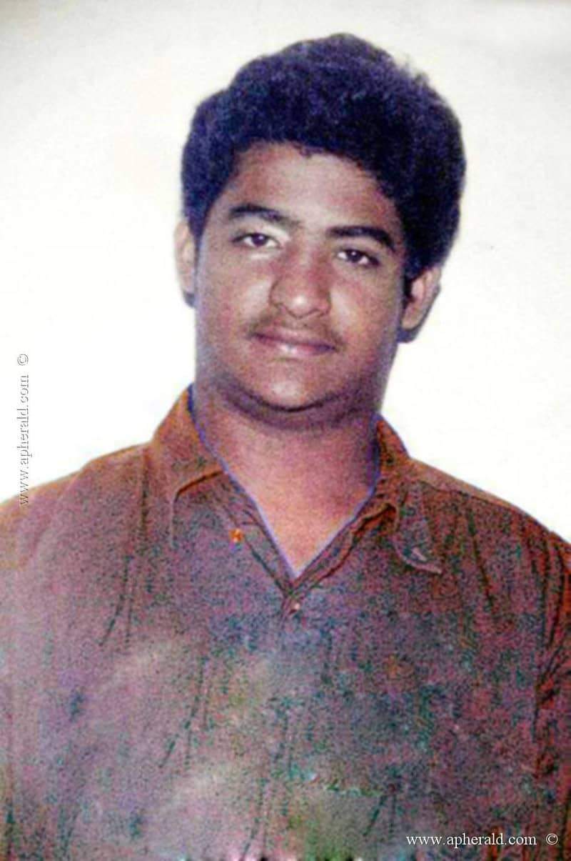 Rare & Unseen Gallery of Jr NTR