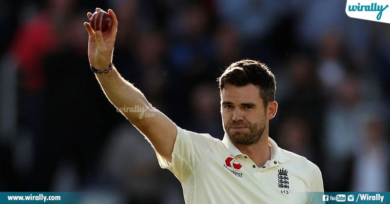James Anderson, Cricket World Cup 2019