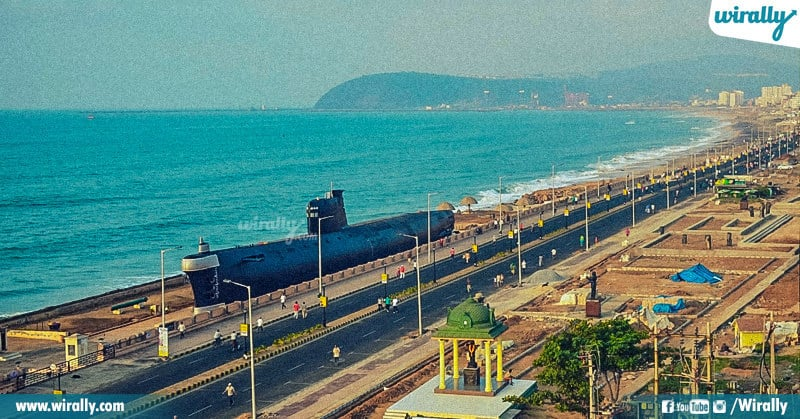 best destination spots Visakhapatnam
