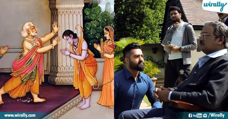 Ramayanam Parts telugu movie titles
