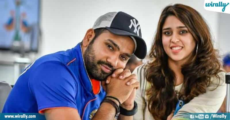 Wives and Girlfriends Of Our Indian Cricketers