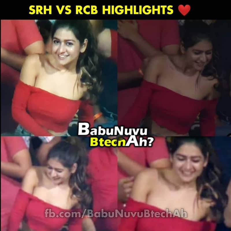 Internet Tripping RCB Girl