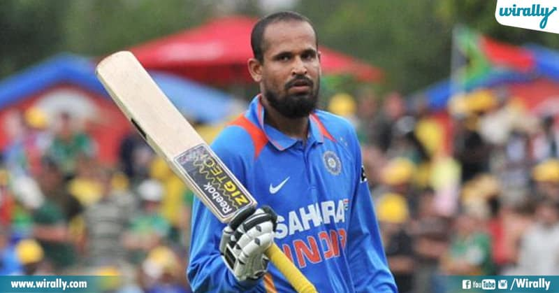 Yusuf Pathan, Cricket World Cup 2019