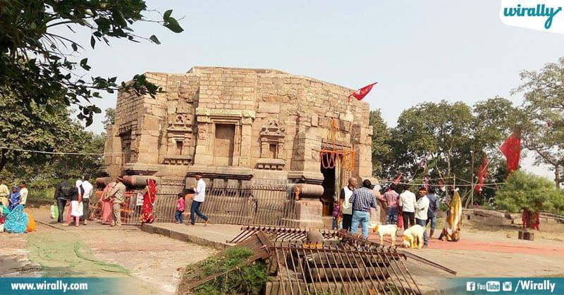 Mundeswara temple