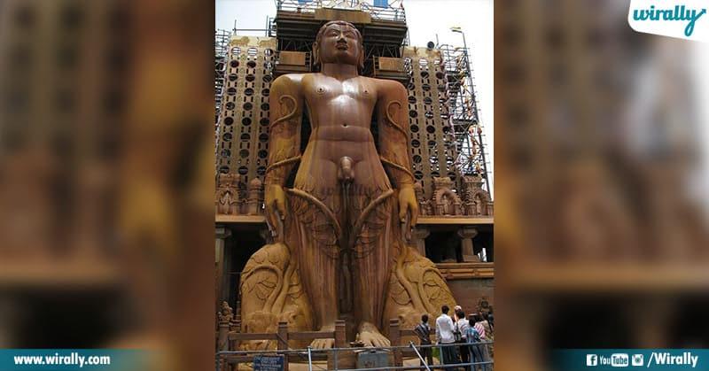 Statue Of Gomateshwara