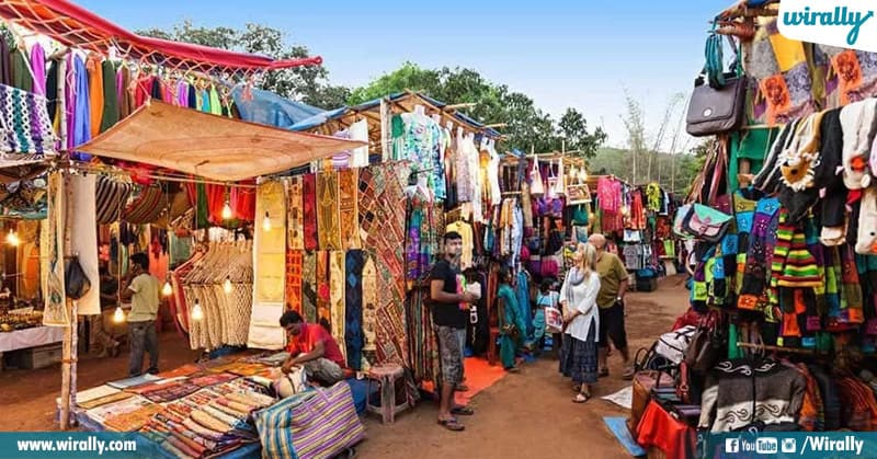 Local Food Markets In India