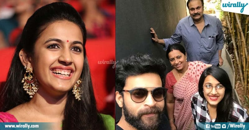 South India Heroines Star Families