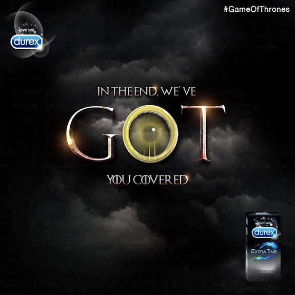 Brands Promoting In GOT Style