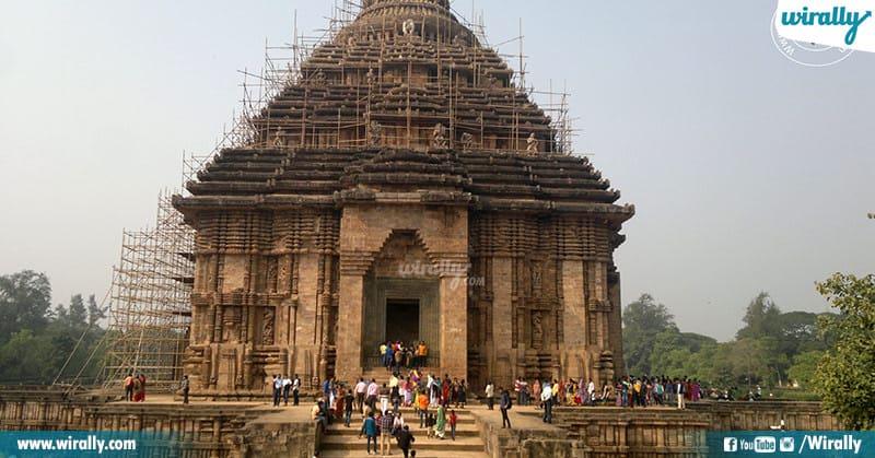 Facts On Konark Sun Temple