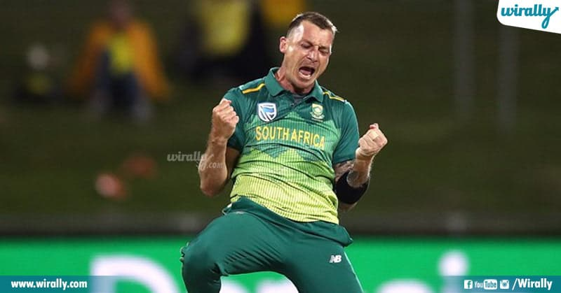 Dale Steyn, Cricket World Cup 2019