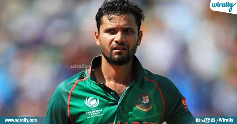 Mashrafe Mortaza, Cricket World Cup 2019