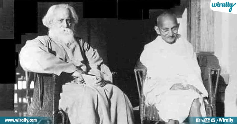 8-Tagore and gandhi