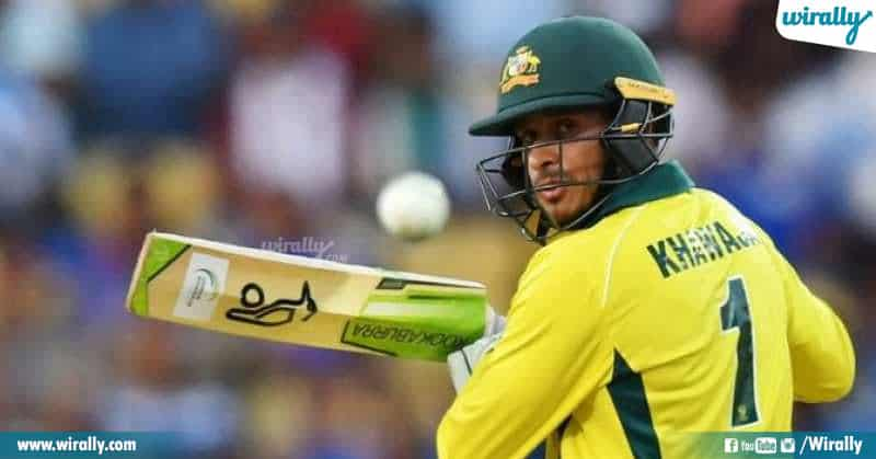 Usman Khawaja, Cricket World Cup 2019