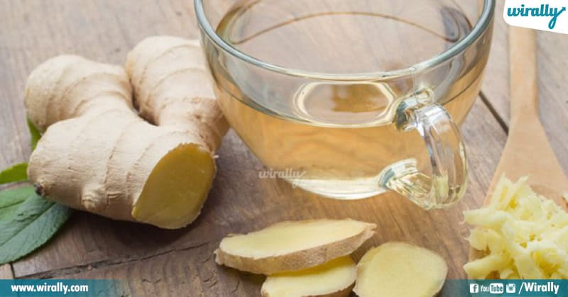 Benefits OF Drinking Ginger Tea