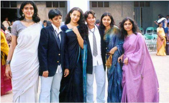 Unseen Pictures Of Trisha Krishnan