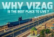 best destination spots Visakhapatnam