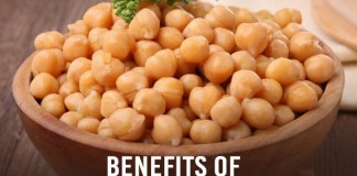 Health Benefits Of Chickpeas