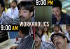 Signs That Prove Your Office Friend Is A Workaholic - Web