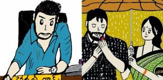 Cartoon Illustrations