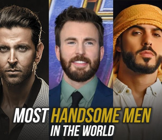 Top 10 Most Handsome Men in the World