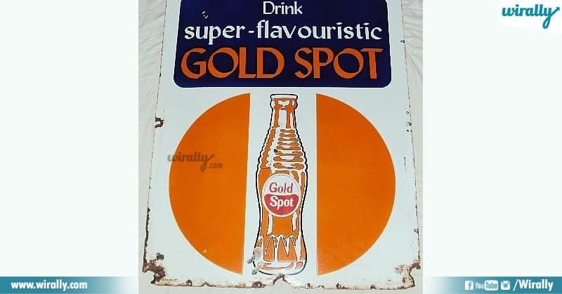 goldspot drink cover