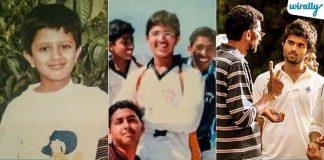 Vijay Devarakonda Rare Pics