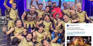 Indian Won World Of Dance
