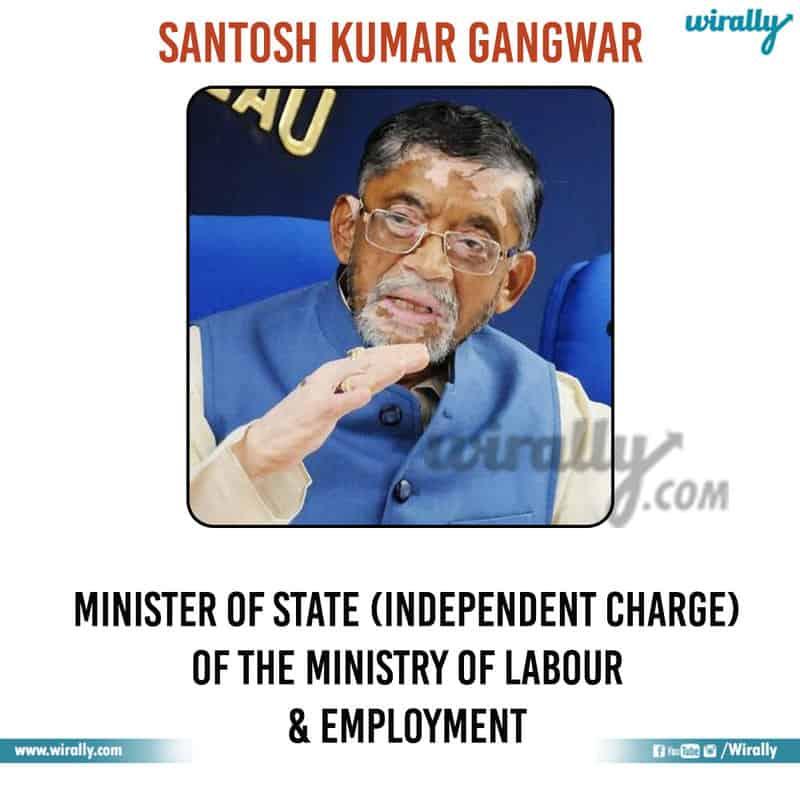 1 - Santosh Kumar Gangwar