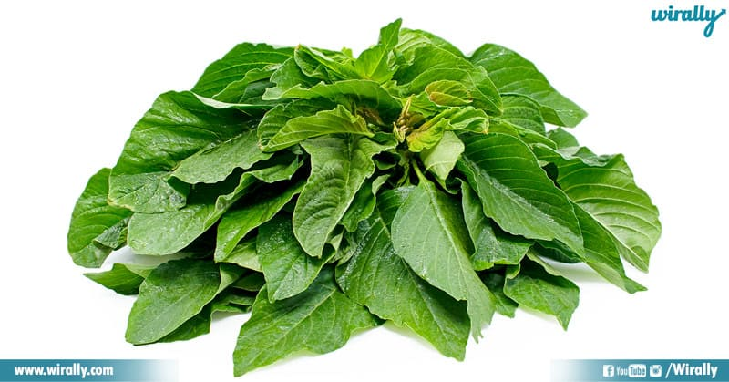 Benefits of green leafy