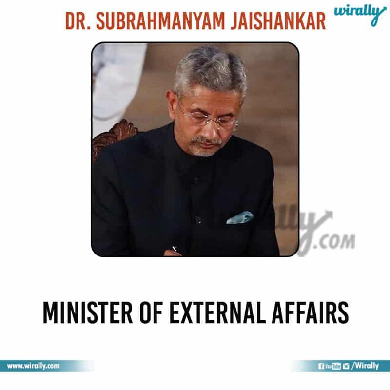 12 - Dr. Subrahmanyam Jaishankar