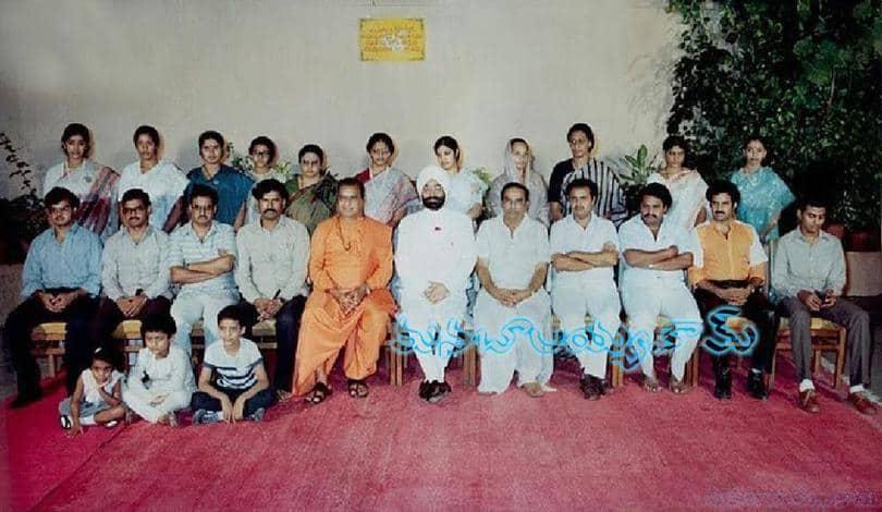 13. Rare pic of Nandamuri Family with Sr NTR