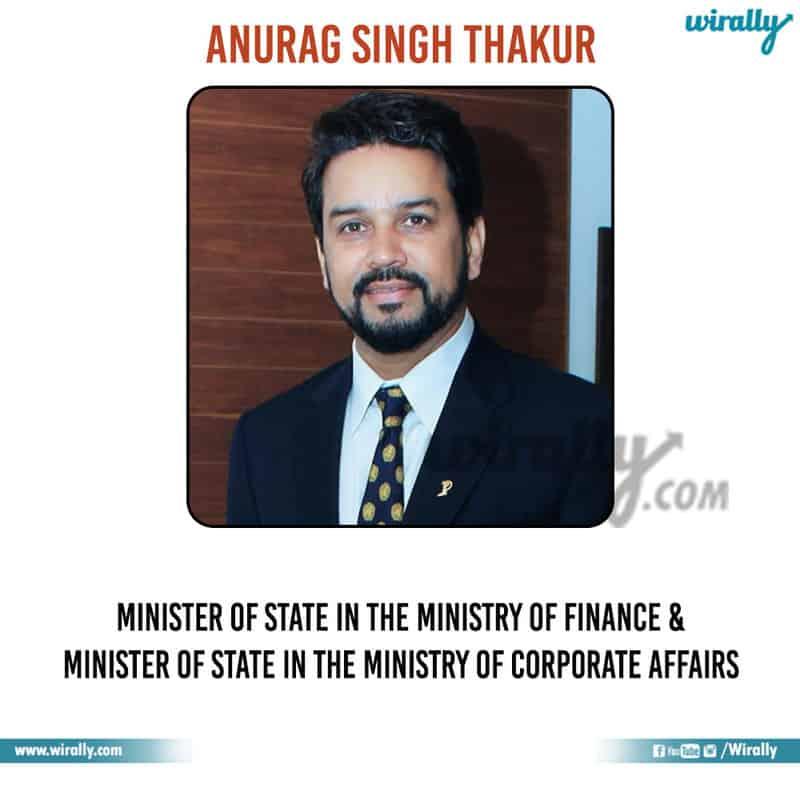 14 - Anurag Singh Thakur