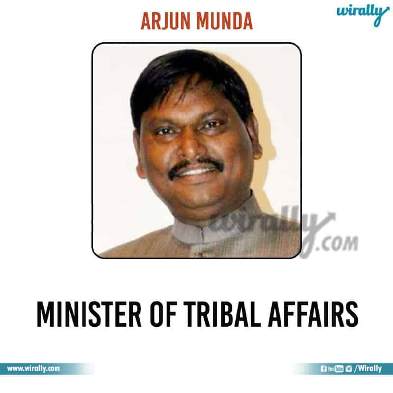 14 - Arjun Munda