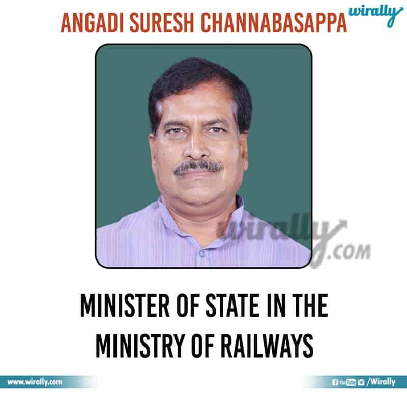 15 - Angadi Suresh Channabasappa