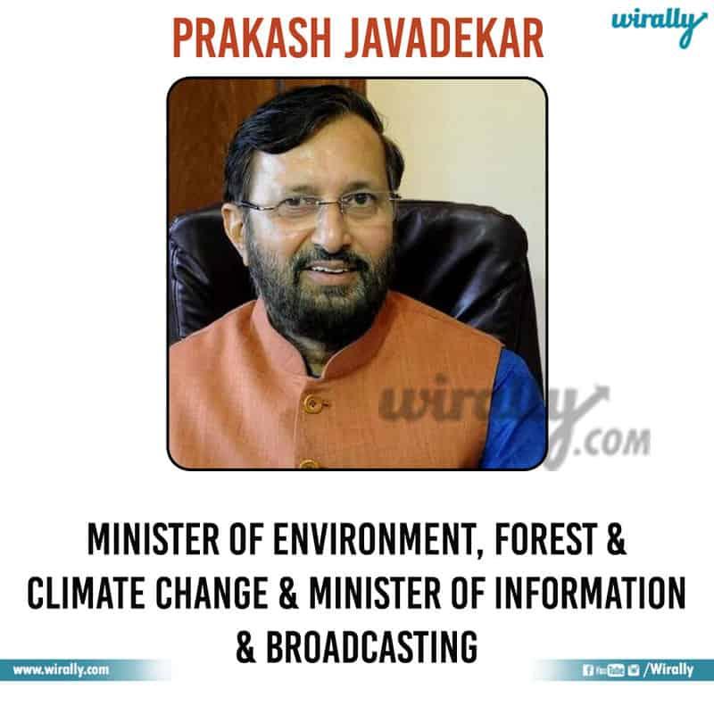 17 - Prakash Javadekar