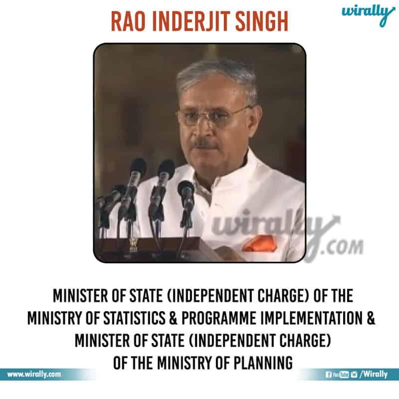 2 - Rao Inderjit Singh